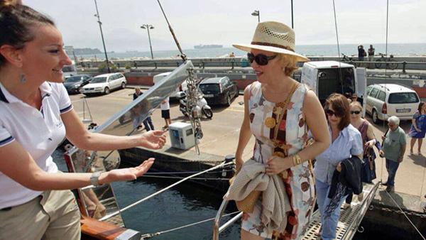 Cruising Campania, Italy: Calling All Captains