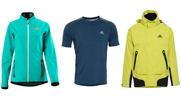 Adidas launches professional sailing wear range