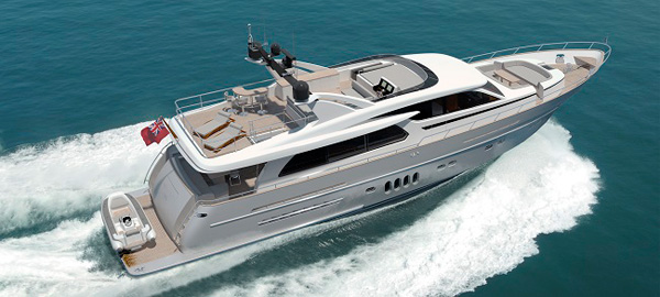 Van der Valk announces new order for 27 metre Continental Two motor yacht
