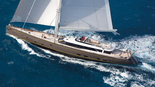Special charter rate on sailing yacht Ohana