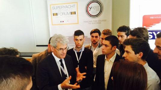 An Italian Initiative Established to Nurture Next Generation of Superyacht Professionals