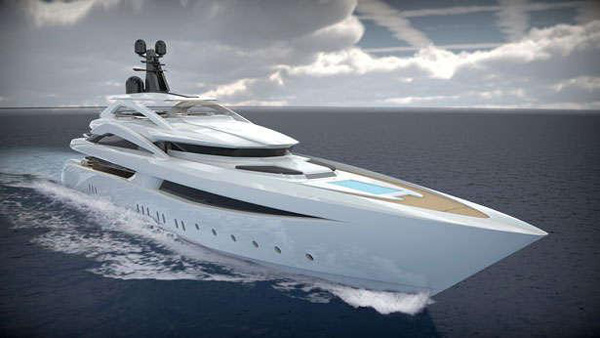 Columbus Yachts Puts Completion of  Oceanic 70m  on Spec