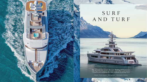 The November issue of ShowBoats International is out now
