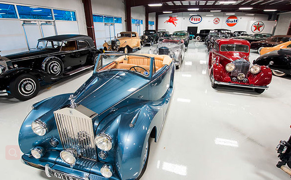 RM Sotheby's 2017 Amelia Island sale to Feature 58-Car Collection