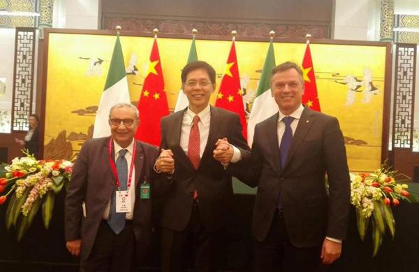 Fincantieri Confirms Chinese Cruise Ship Order
