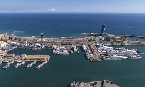 The marine industry invests 92.3million Euros in Barcelona and its metropolitan area