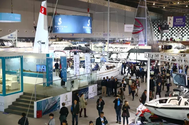 Exchange Feast of the Boat & Yacht Industry  A Strong Attack of the Matchmaking Programme
