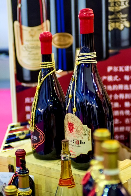Producing the World's Finest Reds for China