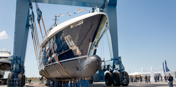Rossinavi Brings Latest Prince Shark 'N2H' to the Water