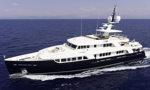 43m Codecasa Full-Beam Vintage sold and renamed