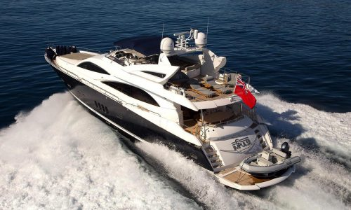 Sunseeker International's 27m Impulse sold