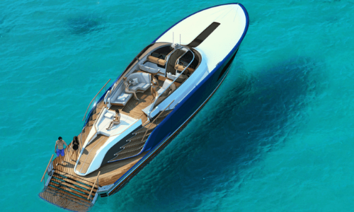 Rolls Royce and Claydon Reeves collaborate on new superyacht design