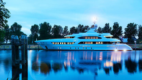 BookEnds Becomes Latest Heesen Awaiting Hand Over