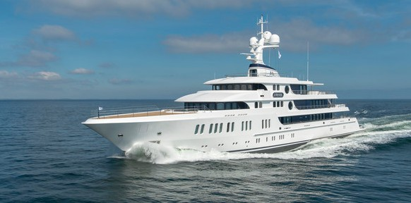 Transatlantic Sophistication: Lürssen's Aurora Delivered