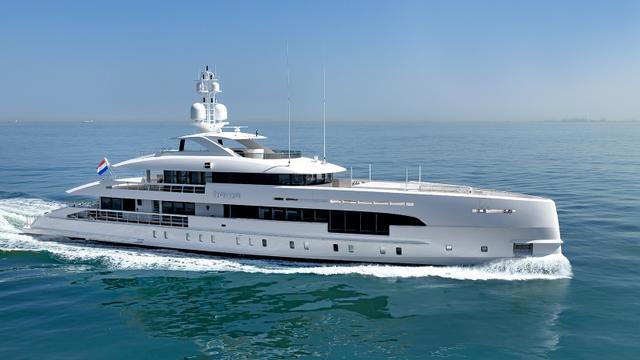 Heesen delivers 49 metre hybrid yacht Home