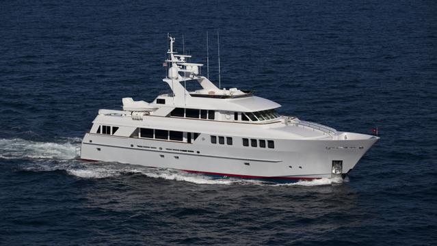 Newcastle Marine motor yacht Madcap for sale