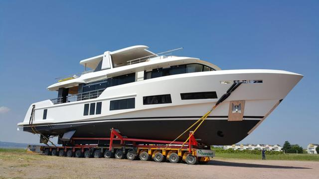 Exclusive: ICT Yachts launches 32 metre Andreika