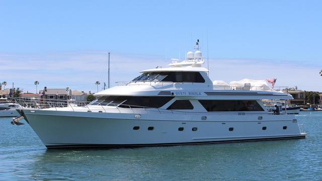 Ocean Alexander motor yacht Sveti Nikola for sale