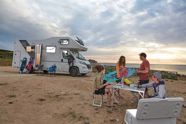 Sun Living reveals 2018 motorhomes