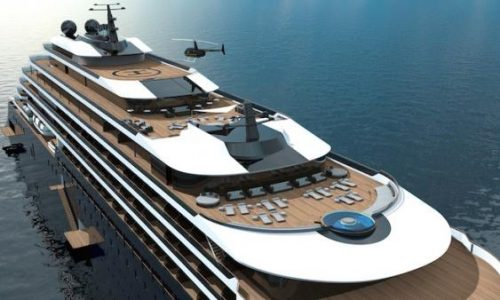 Ritz-Carlton announce ambitious yachting and cruising venture for UHNWIs
