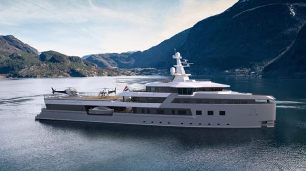SeaXplorer 75 to Explore the Oceans in 2020