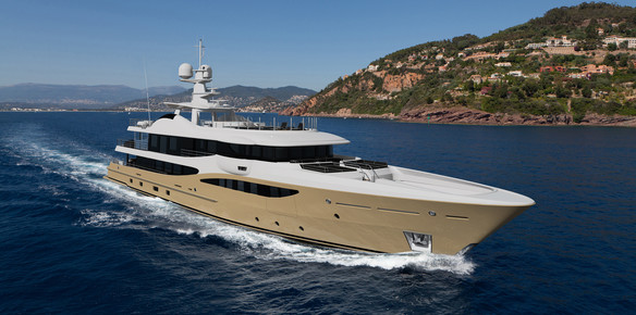 Amels Delivers an Owners Vision with M/Y LILI