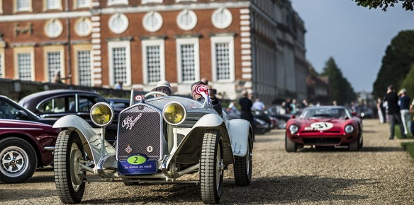 Concours of Elegance 2017 Gears Up for Opening