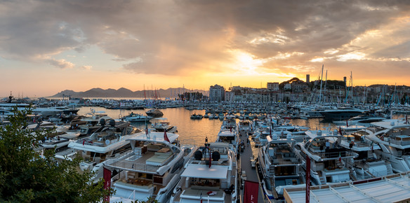 Cannes Yachting Festival Gears up for 40th Anniversary
