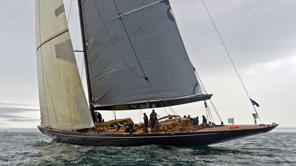 J Class World Championship Title Goes to Lionheart