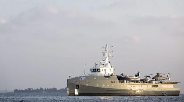 Superyacht 6711: Monaco Yacht Show Preview
