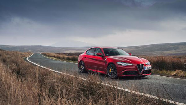 Romeo's Alfa male: How the Quadrifoglio is shaking things up at Alfa Romeo