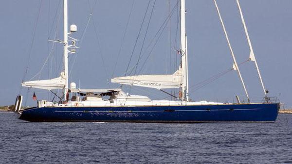 Notika Teknik sailing yacht Rosinante of Notika sold