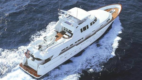 Delta motor yacht Beija Flor back on the market
