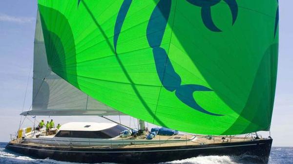 Jongert sailing yacht Scorpione dei Mari back on the market