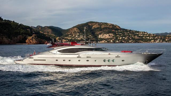 Further €950,000 price drop on Palmer Johnson motor yacht Vitamin