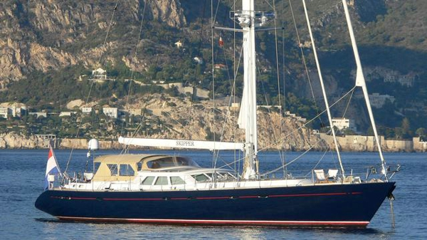 Holland Jachtbouw sailing yacht Skipper sold