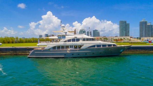 Benetti motor yacht Andiamo back on the market