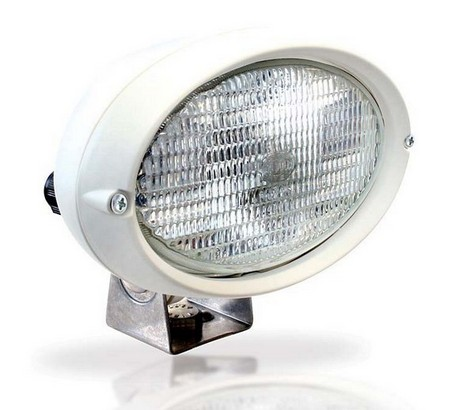Halogen Oval 100 Deck Floodlight