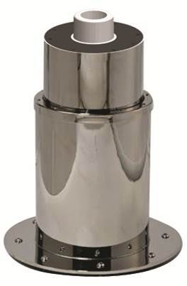 Stainless Electric Helm Pedestal