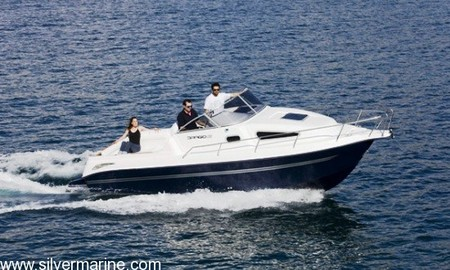 Drago-D26 luxury multifunction boat