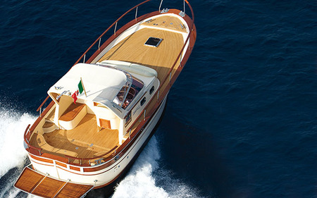 Fapei yachts 39-foot