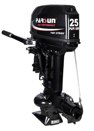 PARSUN 25HP JET DRIVE OUTBOARD ENGINES
