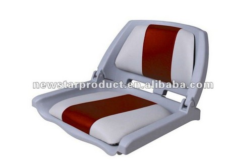 Molded Folding Boat Seats