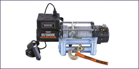 Electric Winches - RS10000C/I