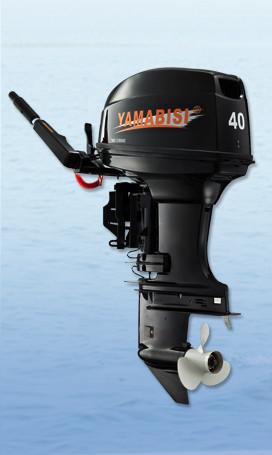 2-stroke outboard motors - T40 BMS