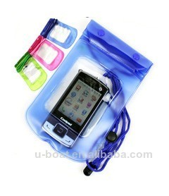 Pvc Waterproof Phone Dry Bag