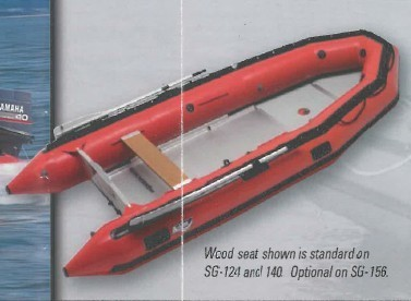 SG multi-purpose work, dive and emergency